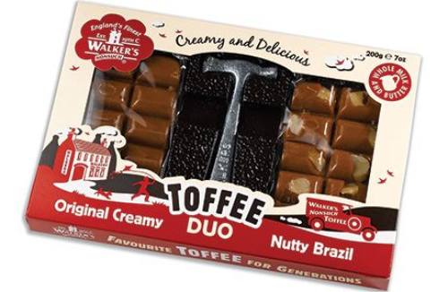 Creamy Nutty Brazil Toffee Duo Hammer Set