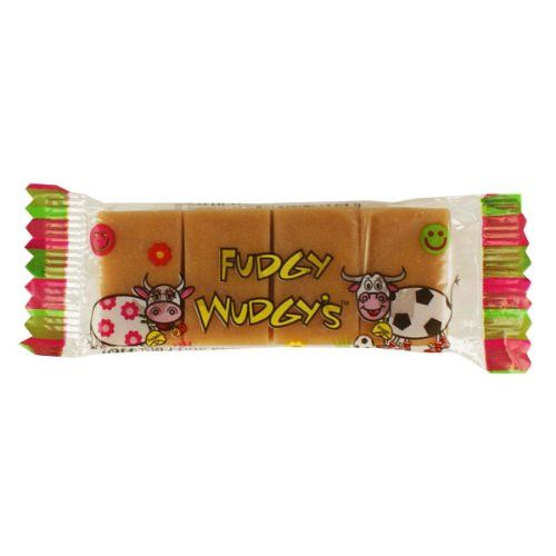 Fudgy Wudgys Soft Mini Wrapped Fudge Bar