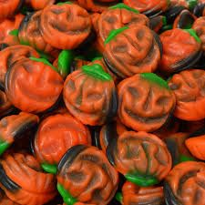 Pumpkin Gummies 125g Bag